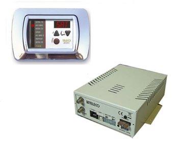 Teleco Blackbox/Upgrade Set SMART + Panel 7 Sat DVB-S2 BX
