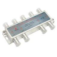 Triax SCS 8 splitter 8-voudig, SAT 2.4GHz, DC pass