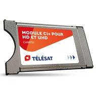 M7 Télésat CAM-701 CI+ Module Viac.Orca + Smartcard Télésat