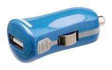 Vergelijk Autolader 1-Uitgang 2.1 A USB Blauw
