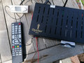 Oyster Digital 85 2.Hands compleet met HDTV Europe stuuring