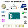 TS9018 HD + incl. tivusat-smartcard