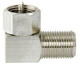Coax-Adapter-F-F-Male-F-Connector-Female-Zilver